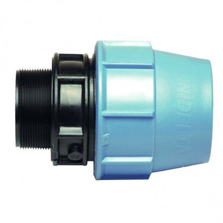 """S095020034 - compression Fitting to 20 x 3/4"""""""