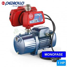 TS1-4CP 100 - Group pressure, single phase, 1 HP