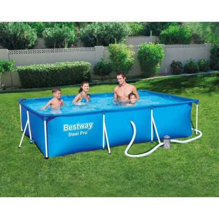 56403 - SPLASH FRAME swimming pool 2.59 m 0.61 h