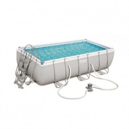 STEEL300 - STEEL FRAME pool 3 x 2.01 xh 0.66