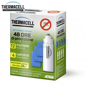 Charging 48 hours for devices ThermaCELL